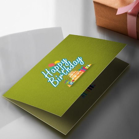 Silk greeting card printing custom greeting cards uprinting m4hsunfo